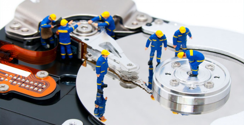 Recuperación de Datos Eliminados